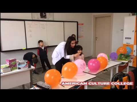 2 Sinif Ingilizce Sayilar Ile Balon Etkinligi Youtube