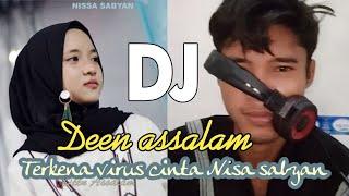 Download Terkena virus cinta NISA SABYAN #Dj Deen assalam Mp3