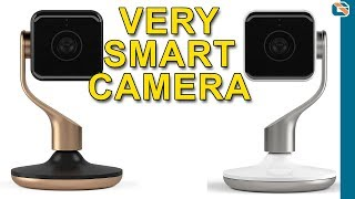 One Very Smart Camera - Hive View Security Camera