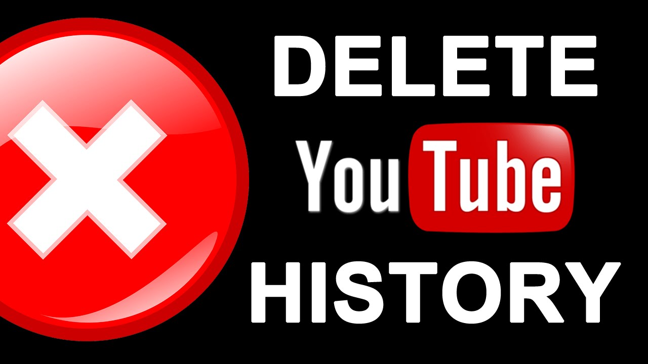 How To Delete Youtube History With Sign In Without