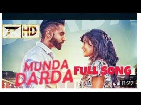 Munda darda | parmash Varma | Mani Sharan |New punjabi songs 2017| Juke Dock
