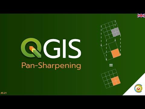 QGIS Tutorial: Landsat 8 Pan-Sharpening [EN] thumbnail