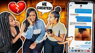 CATFISHING My Boyfriend To See If He CHEATS 💔😭** I CANT STOP CRYIN