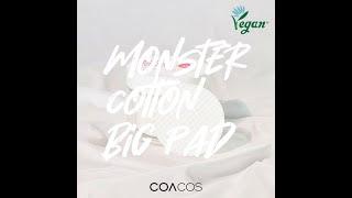 COACOS | 코아코스 몬스터 코튼빅패드 50매 | …