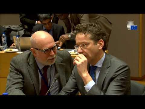 Eurogroup meeting highlights