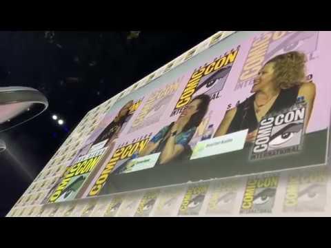 Sir Patrick Stewart, Star Trek Picard Cast Vlog 2 At San Diego Comic Con 2019