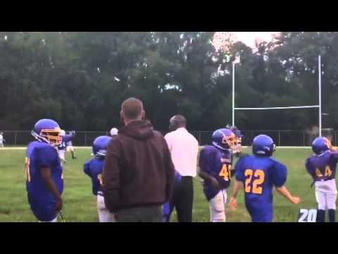 Kekionga Middle School Touchdown