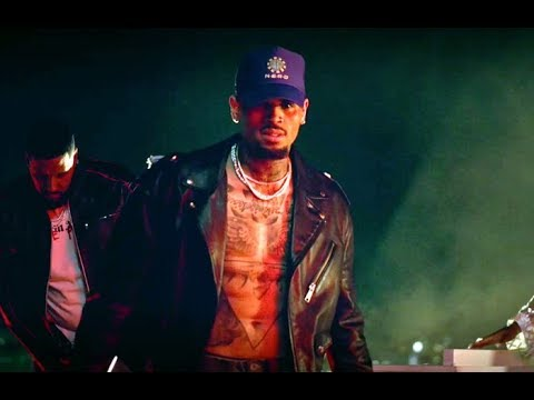 Chris Brown , Fat joe,  Dre - Attention [Official Video]