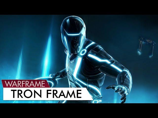Warframe: FashionFrame - TRON (All Frames)