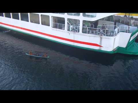 Ferry Boat Ride (Allen, Samar and Matnog, Sorsogon) - Philippines