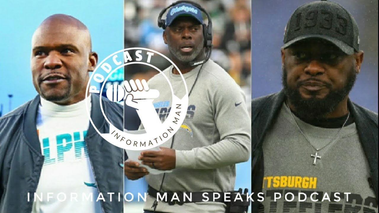 Only Three NFL African American Head Coaches Here's Why