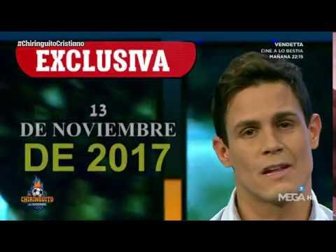 Edu Aguirre contó desde noviembre el ADIÓS de Cristiano del Real Madrid