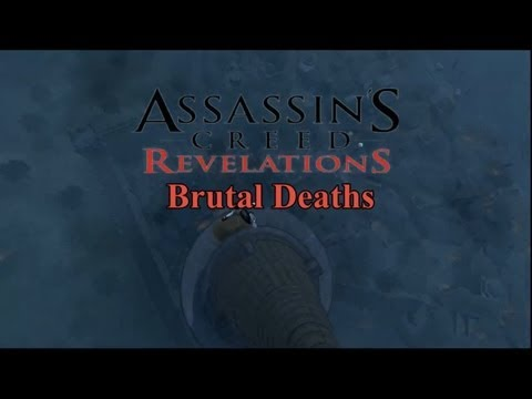 ASSASSINS CREED Revelations  Brutal Deaths [HD] |