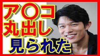 【珍事】鈴木亮平の恥ずかしいNGシーン!?男前の対応とは!?【芸能最...
