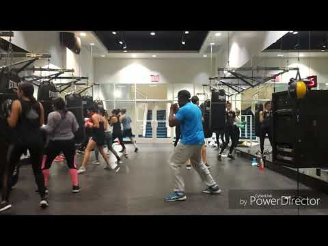 Equinox Boxing Class By Jermaine Bailey