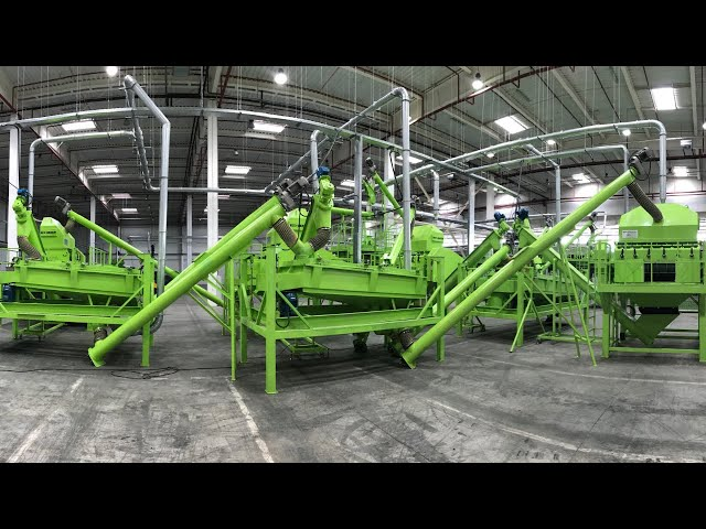 Crumb Rubber System