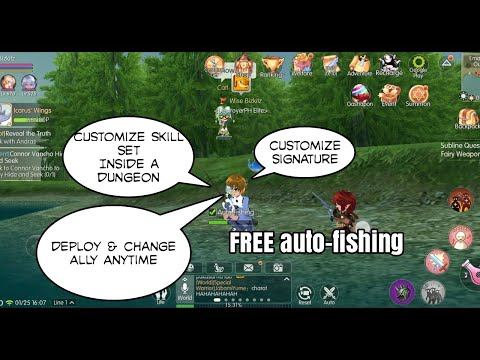 More Random Things You Didn't Know About Mabinogi : Fantasy Life