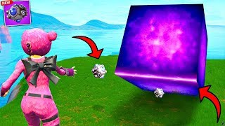 *NEW* SHOCKWAVE Grenade MOVE CUBE..? Fortnite Fails & Wins ( Fortnite Montage)