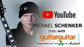 MICHAEL SCHENKER FEST – GuitarGuitar Interview (EXCLUSIVE INTERVIEW)