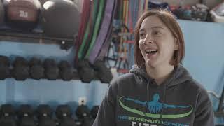 Florencia Testimonial, Fitness Training @ Guttenberg, Hudson County, New Jersey