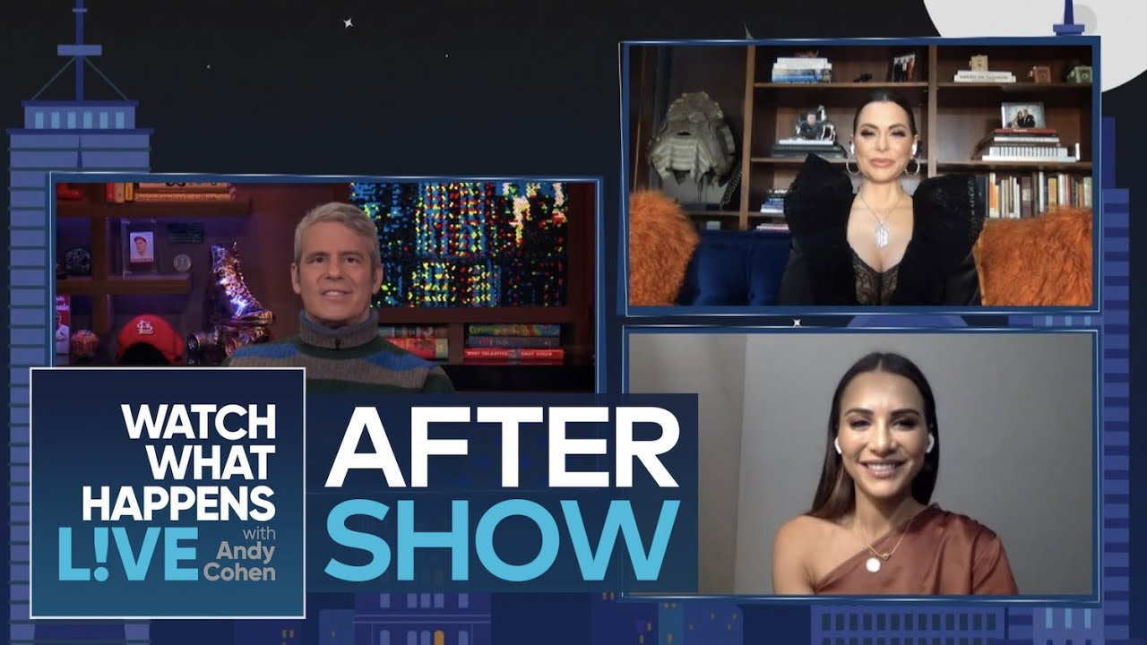 After Show: Andi Dorfman & D'Andra Simmons | WWHL