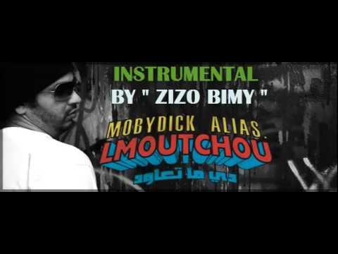 Instrumental + Lyrics ** di mat3awd -- دي ماتعاود ** Mobydick alias. Lmoutchou (KARAOKE)