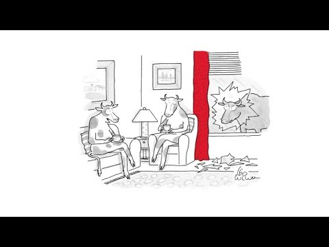 How to Win the Caption Contest | The Cartoon Lounge | The New Yorker
