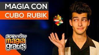 Magia con el Cubo de Rubik , Raymon | Aprender magia gratis