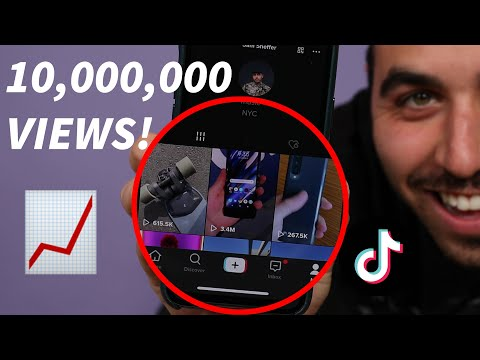 Here's How To Actually Go Viral On TikTok