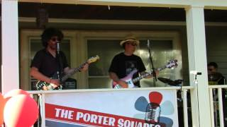 The Porter Squares - Porchfest, May 17, 2014 - Underneath The Mango Tree