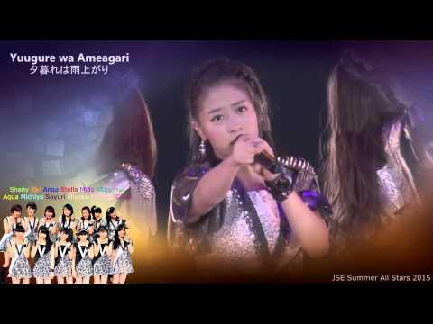 JSE Summer All Stars Tour 2015 Pt3 - Yuugure wa Ameagari!