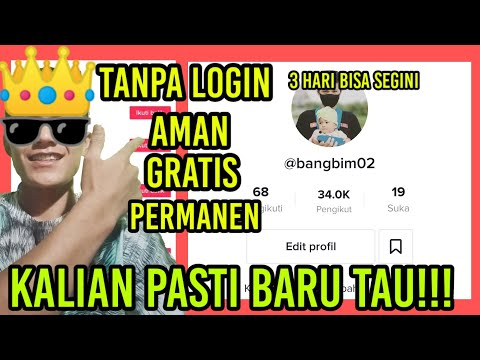 Cara Menambah Followers Tiktok Gratis Dan Aman - Raja Followers
