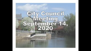 Download Lagu City Council Meeting of September 14 2020 mp3