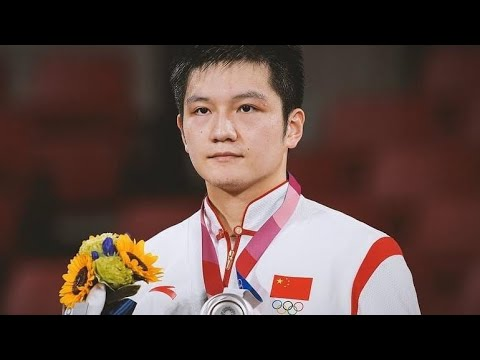 Download Final🏆Ma Long🇨🇳🥇vs Fanzendong 🇨🇳🥈Highlights HD Table Tennis Gold Medal Match