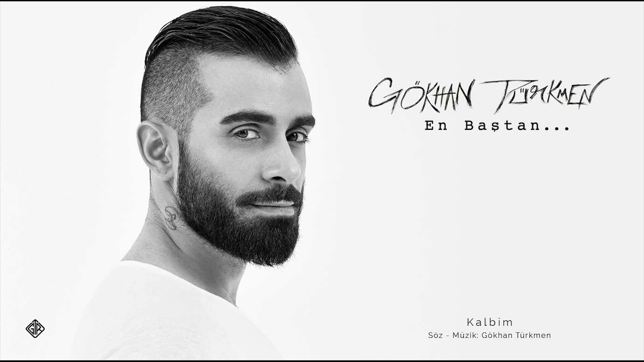 Kalbim [Official Audio Video] - Gökhan Türkmen #enbaştan