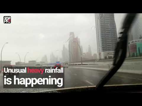Snappo Presents: UAE Cloud Seeding