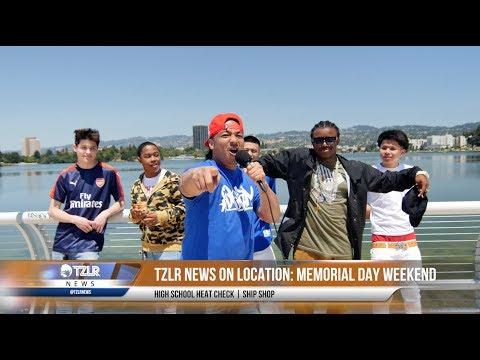 TZLR News: Memorial Day Weekend Edition