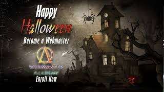 Happy Halloween from Webmaster Academy