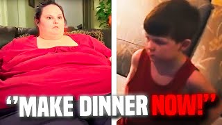 My 600-lb Life Parents Who RUINED THEIR KIDS LIFE!