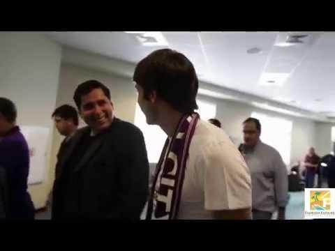 Orlando Welcomes Kaká
