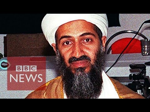 How Osama Bin Laden gave CIA the slip - BBC News