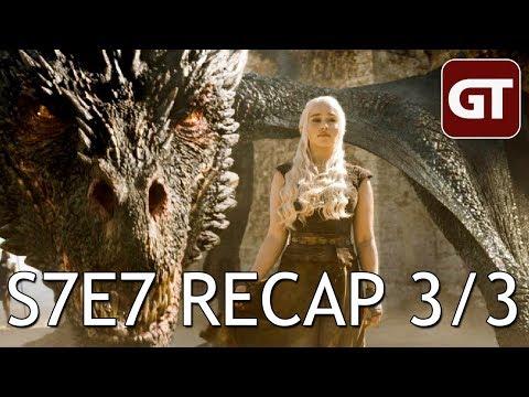 Game Of Thrones S7E7 Recap 3/3: Finale! - GoT Talk German / Deutsch