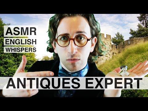 ASMR - Antiques Expert