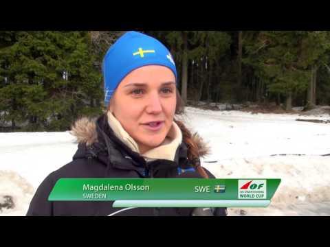 SkiO Wcup 2016-2: Klingenthal, Germany: [WOMEN RELAY]