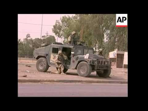 Firefight erupts between US soldiers and al Sadr supporters