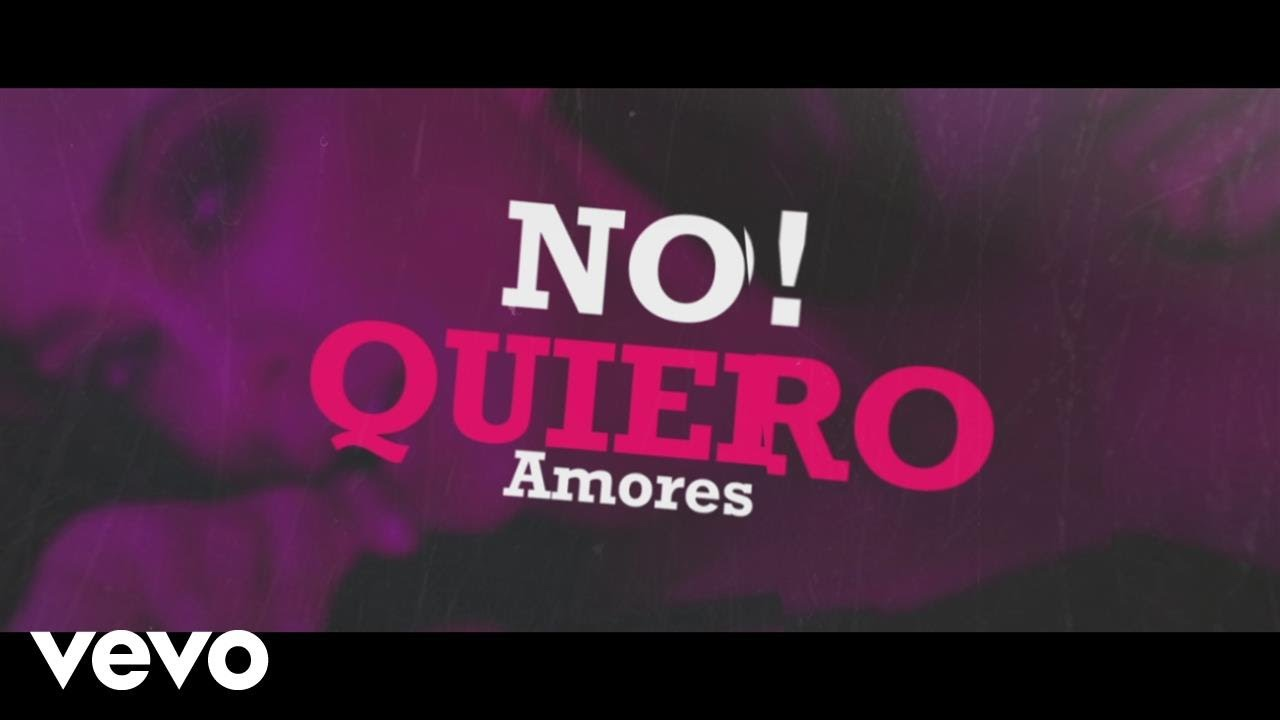 Yandel - No Quiero Amores (Official Lyric Video) ft. Ozuna #1