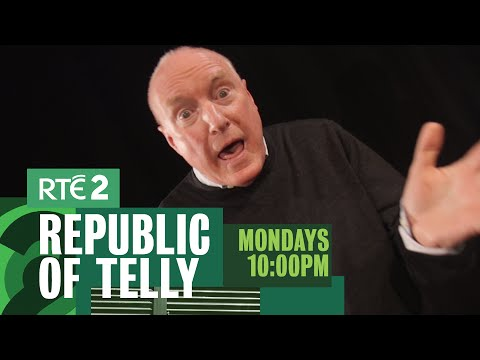 Acting with Alf Stewart | Republic of Telly | Mondays 10pm RTÉ 2