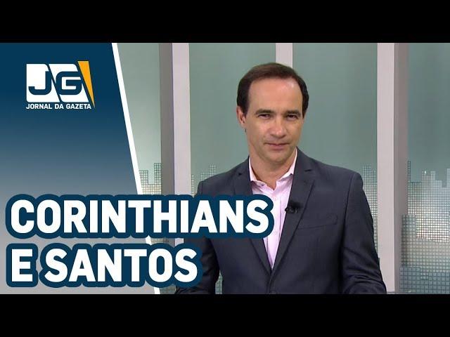 Celso Cardoso / Corinthians e Santos não mereciam placar em branco