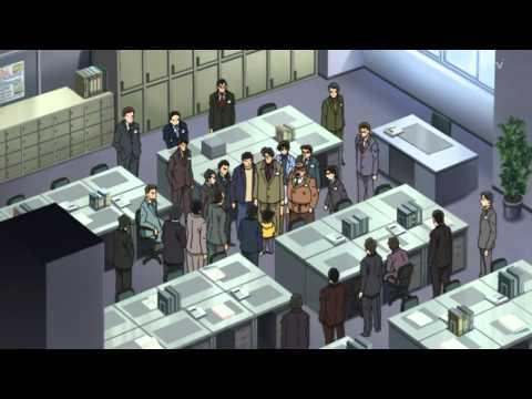 Detective Conan-681- The Life Threatening Broadcast of Love Begin Broadcasting