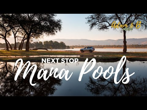 Mana Pools here we come!!!!  |  Vlog S01E13